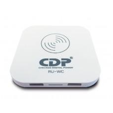 CDP Cargador Inalambrico RU-WC (a)