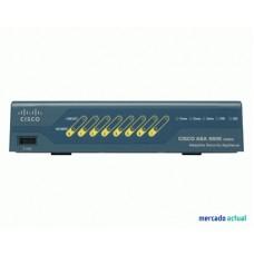 ADAPTADOR SEGURIDAD CISCO ASA 5505 SEC PLUS APP ASA5505-SEC-BUN-K9