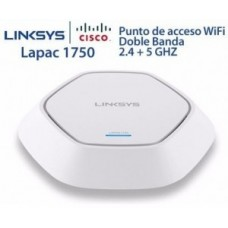Linksys Acces Point Dual Band Simultanea LAPAC1750