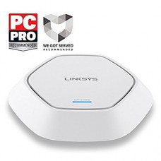 Linksys Acces Point Dual Band Simultanea LAPAC1750PRO