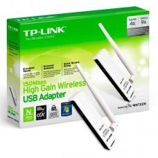 Tarjeta de Red USB TP LINK TL-WN722N