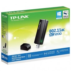 tp link archer t4u tarjeta de red de banda dual ac1200 usb