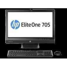 AIO HP 705 23 IPS HD LED ANTI-GLARE AMD QUAD-CORE A8 PRO-7600B 3.10GHZ 4GB DDR3 1600 APU 500 GB WIND