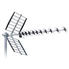 antena l-com log periodica direccional 2,4ghz hg2458-08lp-nf