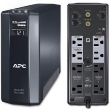 back-ups interactiva apc br1500g, 865 watts, 1500 va