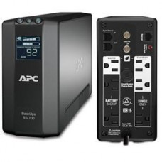 back-ups interactiva apc br700g, 420 watts, 700 va
