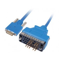 Cisco V.35 Cable, DTE Male to Smart Serial, 10 Feet CAB-SS-V35MT=