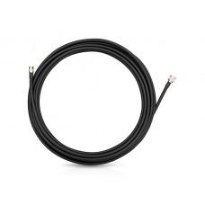 Cable tp link tl-ant24ec12n extensor de baja perdida para antena 2.4ghz 12 metros