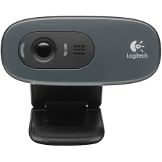 Camara web logitech C270 3mp
