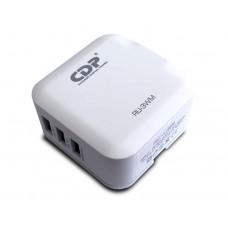 CDP Cargador de Pared Puerto USB RU-3WM