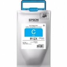 bolsa de tinta epson tr24x220-al cian wf-r8590 high capacity ink pack epson tr24x220-al