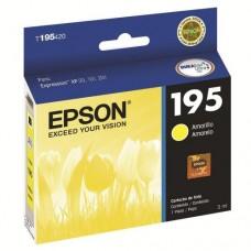 Cartucho Epson 195 Yellow Xpression