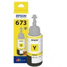 epson botella de tinta yellow claro l800, t673620-al