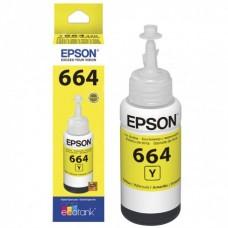 epson botella de tinta yellow, l200, t664420-al