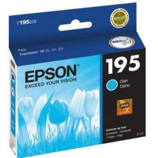 epson cartucho 195 cian xpression xp-101,xp-201,xp-21 , t195220-al