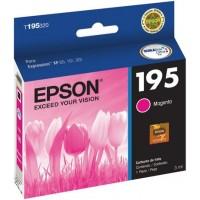 epson cartucho 195 magenta xpression xp-101,xp-201,xp-21, t195320-al