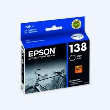epson cartucho stylus - black tx420w , tx430w, tx235w , tx320f alta capacidad , t138120-al