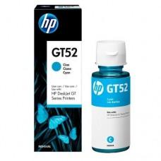 Botella Hp cyan gt52 bottle deskjet gt 5810 , 8.000 pag. m0h54al
