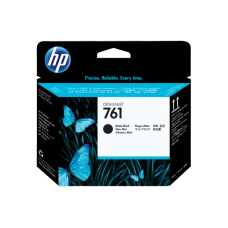 Cabezal de Impresión NEGRO MATTE HP 761 T7100/T7200
