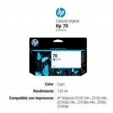 Cartucho HP 70 c9452a