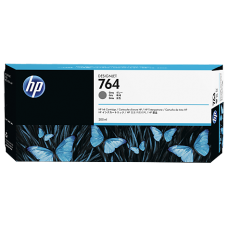 Cartucho HP GRAY 764 Designjet T3500 MFP 300ML C1Q18A