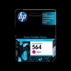Cartucho Hp magenta 564 hp photosmart printers d5460 d7560 cb319wl