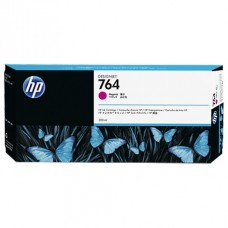 Cartucho HP MAGENTA 764 Designjet T3500 MFP 300ML C1Q14A