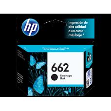 Cartucho Hp negro 662 hp deskjet ink advantage 2515 3515 12 cz103al