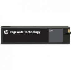 Cartucho HP NEGRO 974X PAGEWIDE 477 577 452 552 10.000 p
