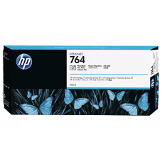 Cartucho HP NEGRO PHOTO 764 Designjet T3500 MFP 300ML C1Q17A
