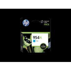 Cartucho Tinta HP Cyan 954XL, L0S62AL