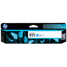 Cartucho Tinta HP Cyan 971, CN622AM