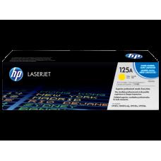 Toner HP Yellow Lasertjet 125A, CB542A