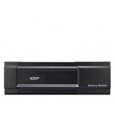 CDP Banco de Bateria Soporta hasta 40 baterías internas puede colocar 2 series de 4 baterías o solo utilizar una serie de 4 Baterías ( 48VCD ) UPO22-15/20BC40-7 RT