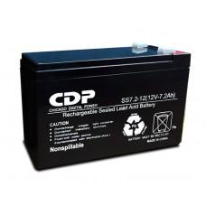 CDP Bateria Capacidad 7.2Ah B12-7.2