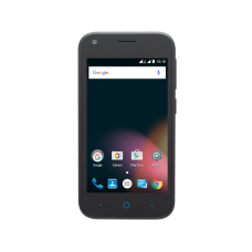 Celular ZTE L110 3G negro 4 pulgadas