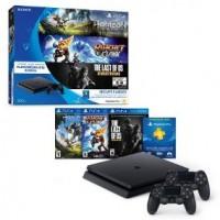Consola PlayStation PS4 500GB Bundle con 3 de los mejores juegos disponibles en el mercado: