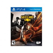 juego sony ps4 infamous, 10046