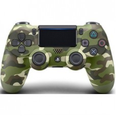control inalambrico sony para ps4 ds4 (cuh-zct2u) verde militar, 3001814
