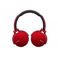 Audifonos SONY Bass Booster rojo