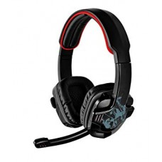 Audifono Diadema Gamer Trust gxt 340 7.1 surround usb negro 19116