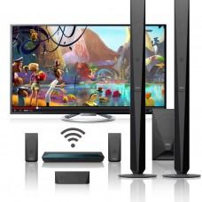 Teatro en casa SONY Blu-ray & Bluetooth, BDV-E4100