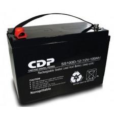 cdp bateria capacidad 100ah b-12/100