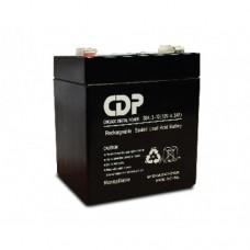 cdp bateria capacidad 4.5ah b12-4.5
