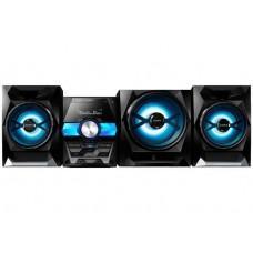 equipo de sonido sony potencia de salida 1800w , mhc-gpx555