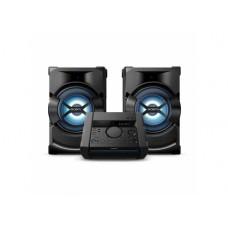 sistema de audio en casa sony alta potencia con bluetooth, shake-x1d