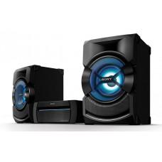 sistema de audio en casa sony alta potencia con bluetooth, shake-x3d