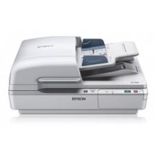 escaner de documentos cama plana adf epson workforce ds-7500 b11b205321