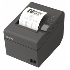 Impresora Epson TM-T20 Negra USB + Serial, C31CD52062