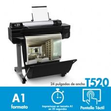 Impresora HP Gran Formato T520 24 , CQ890A
